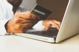 hoe betaal het met een creditcard